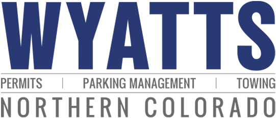 Wyatts Towing of Northern Colorado - Online Parking Management